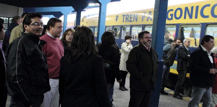 El Tren Patagónico vuelve a unir el mar con la cordillera