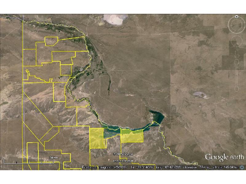 áreas concesionadas Petrolífera