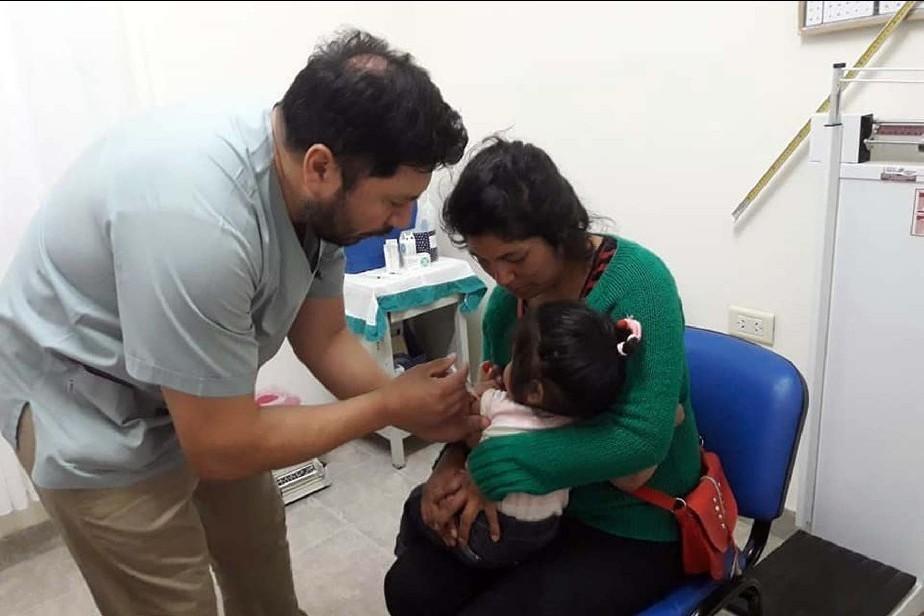 En el primer mes de campaña, Río Negro vacunó a 30 mil chicos