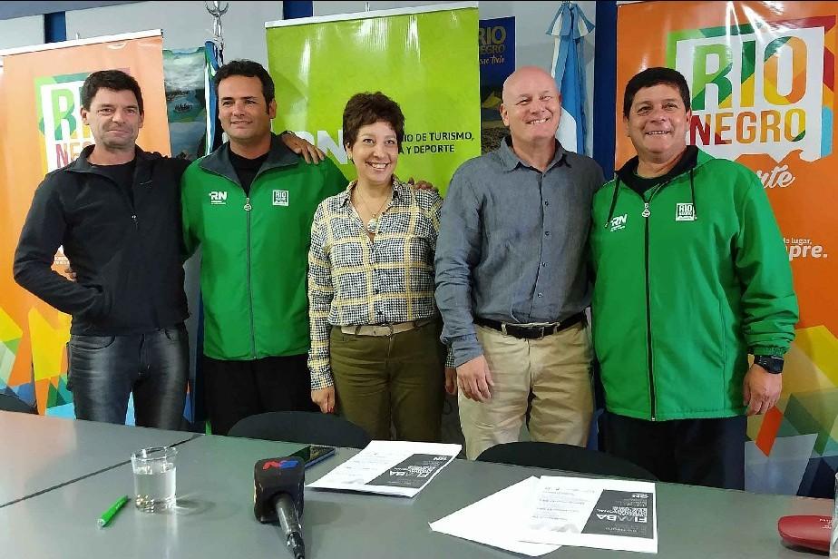 Bariloche está lista para la gran fiesta de los Juegos Nacionales Evita de Adultos Mayores