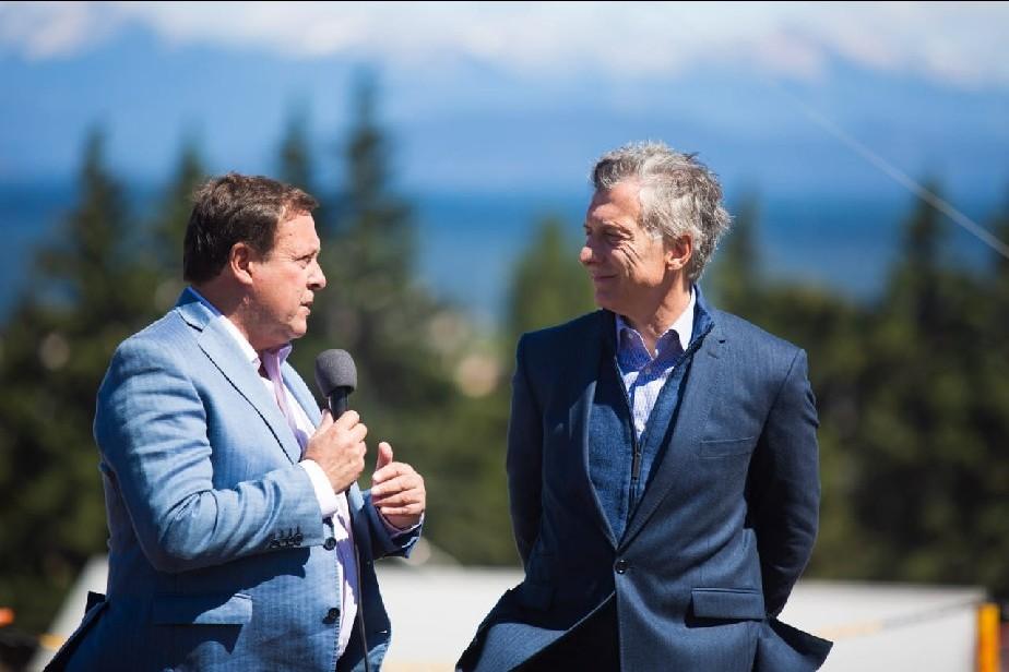 Weretilneck y Macri inauguraron la ampliación del Gasoducto Cordillerano