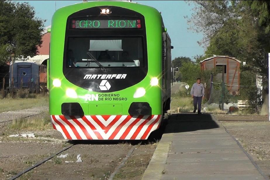 Un divertido y cómodo viaje en el nuevo Tren Patagónico