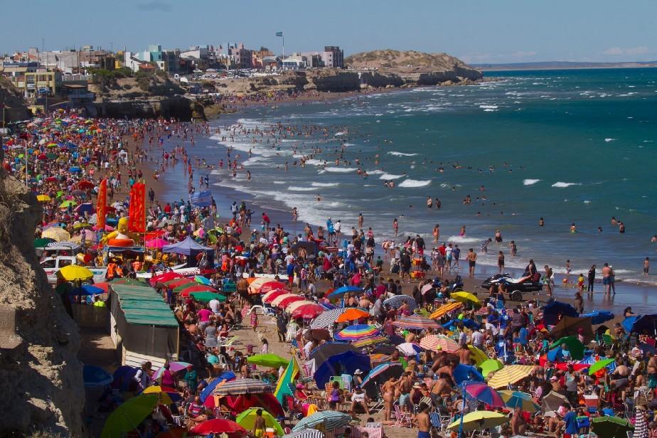 Más de 150.000 turistas visitaron Río Negro en la primera quincena de enero