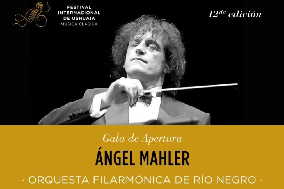 De Río Negro al fin del mundo: La Filarmónica lleva su música a Tierra del Fuego