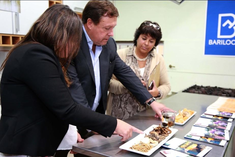 Con un laboratorio de sabores Río Negro ubica su gastronomía entre las mejores del país