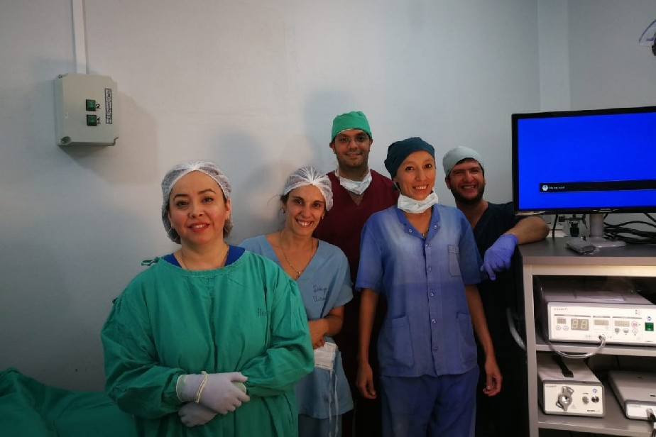 Salud Pública realizó innovadora cirugía en Villa Regina