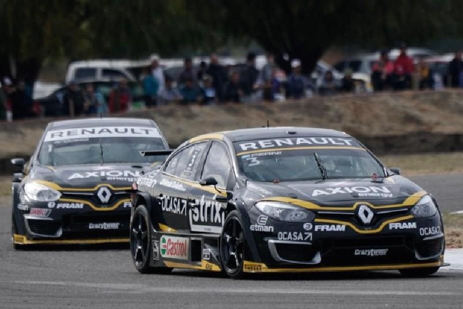 Súper TC2000 en Roca: Pernía se llevó el Gran Premio Lotería de Río Negro