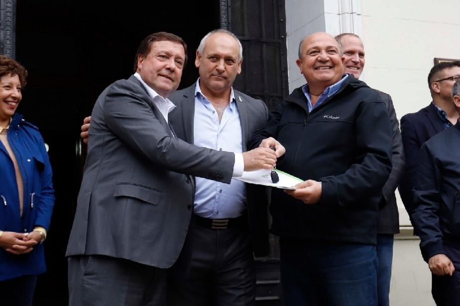 La Provincia sumó 37 nuevas ambulancias para mejorar la atención de los rionegrinos