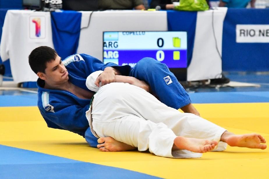 El equipo argentino para el Panamericano de judo se define en El Cóndor
