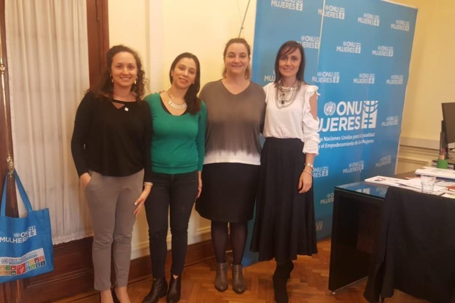 Río Negro presentó sus estrategias en materia de género ante ONU Mujeres Argentina