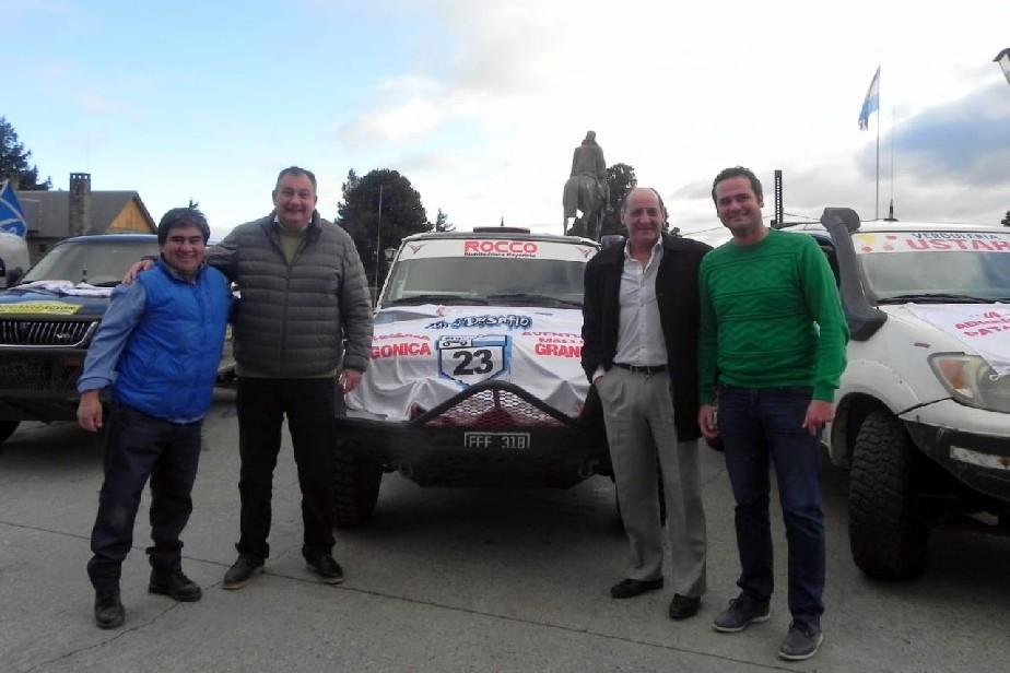 """Se viene el """"Mini desafío Ruta 23"""" que unirá Bariloche y Jacobacci"""