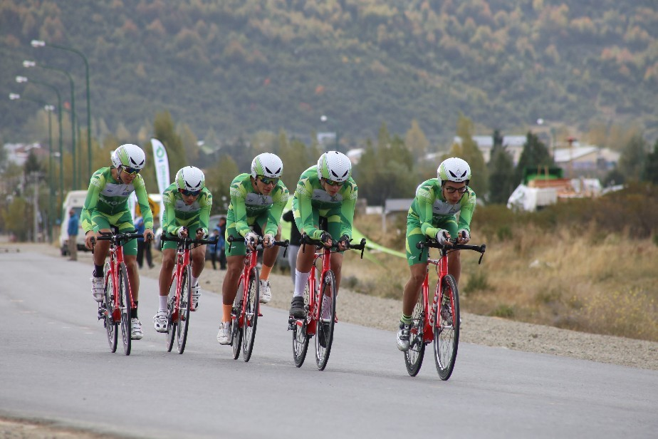 El ciclismo rionegrino se prepara para los próximos desafíos nacionales