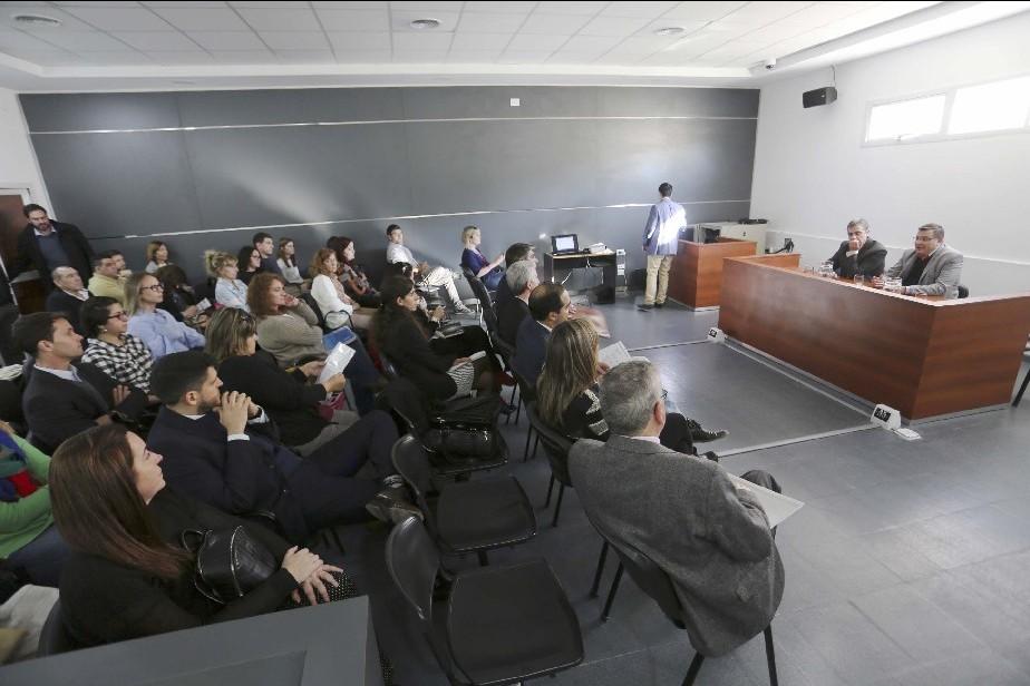 Jornada de actualización y cuidado del empleo en Cipolletti