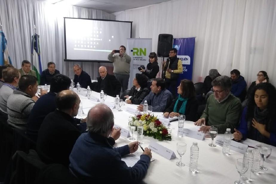 Se presentaron los alcances de los proyectos de la Región Metropolitana Confluencia