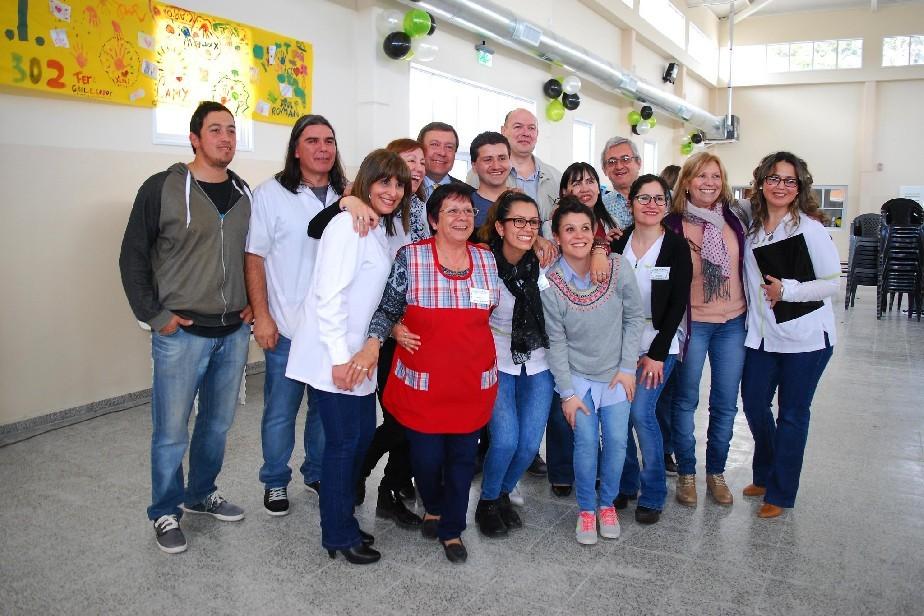 Weretilneck resaltó el compromiso, respeto y cariño de los y las docentes rionegrinos
