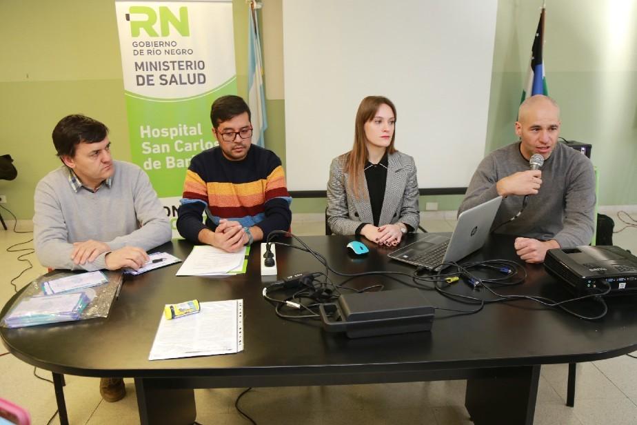 Refuerzan medidas de actuación en manejo y control higiénico sanitario en natatorios de Bariloche