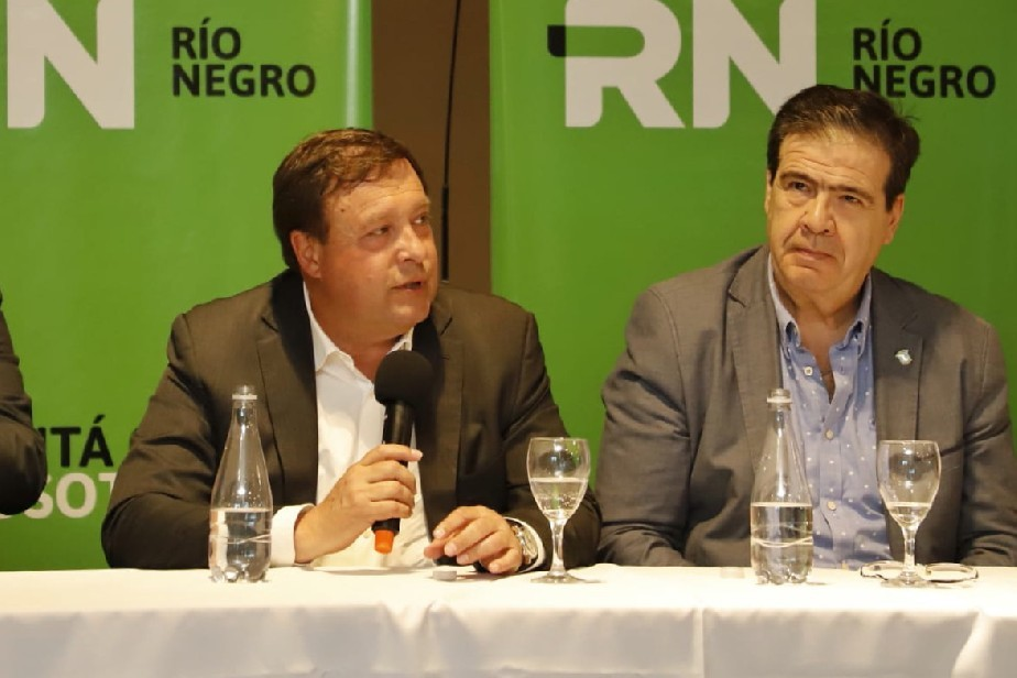 El Gobierno Provincial reinicia los trabajos en el hospital de Las Grutas