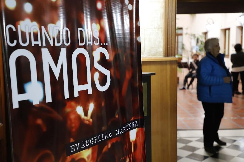 """La muestra fotográfica """"Cuando Das…Amas"""" llega a Zona Andina"""