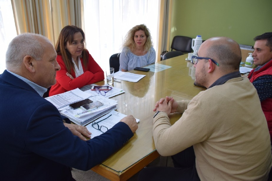 Salud trabaja para ampliar su cobertura en Comallo
