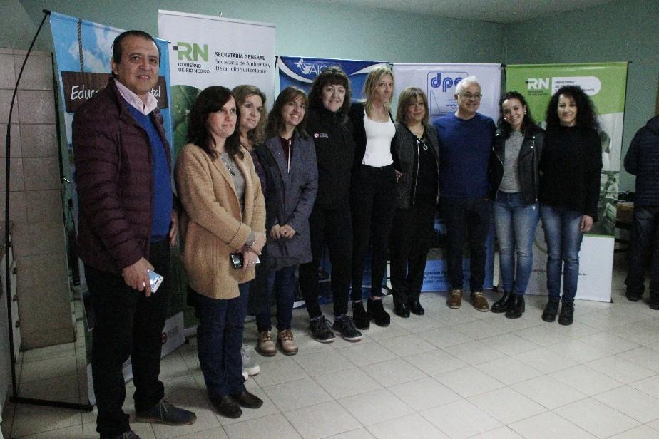 Río Negro y Neuquén presentan un ciclo de formación en Educación Ambiental