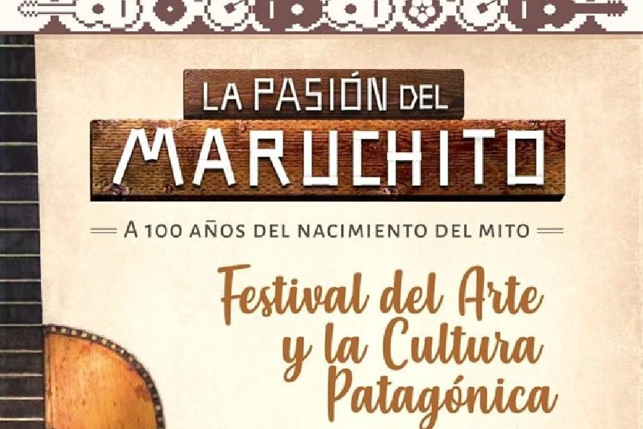 Aguada Guzmán celebra el Primer Festival de Arte y la Cultura Patagónica «La Pasión del Maruchito»