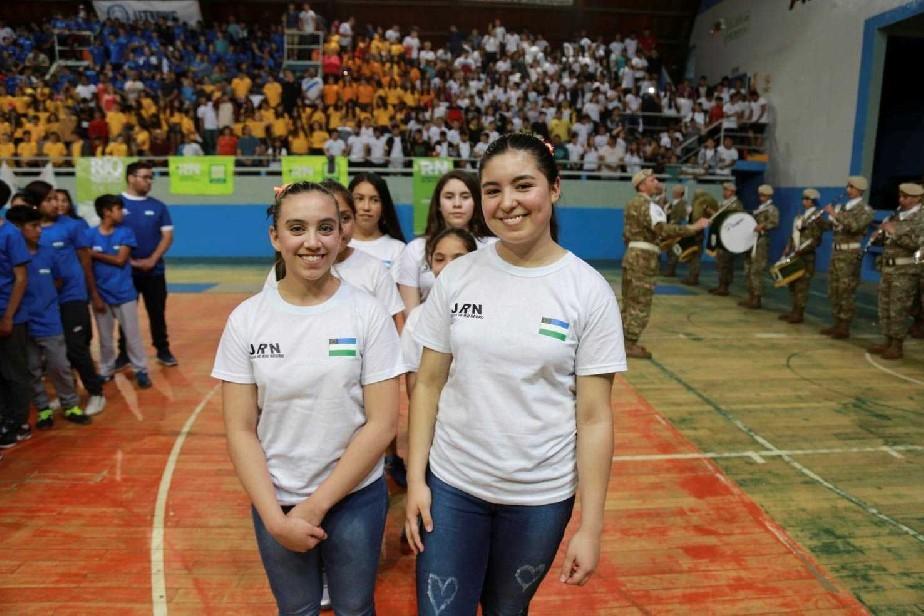Se viene la gran final provincial de los Juegos de Río Negro