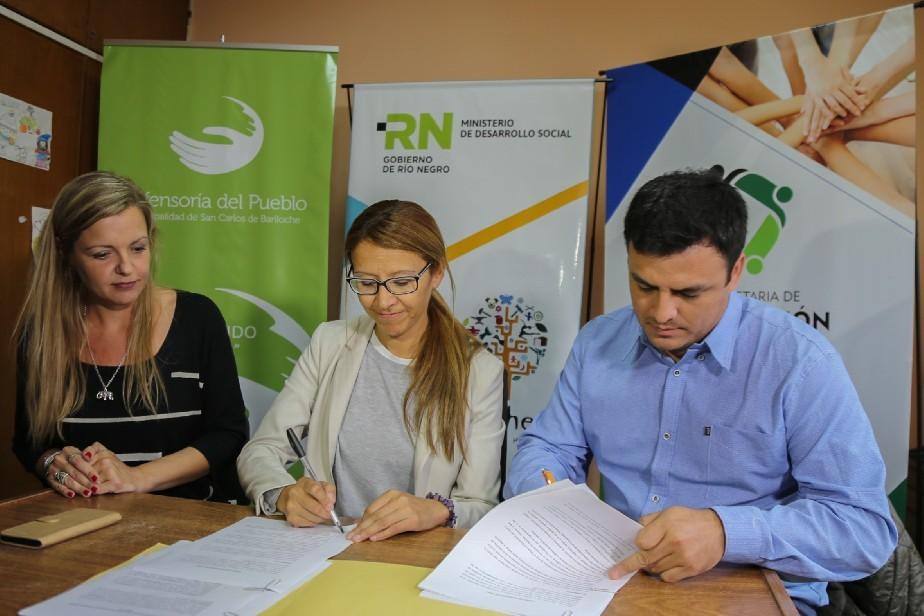 Espacio para consultas sobre mediación comunitaria se abrirá al alcance de los vecinos de Bariloche