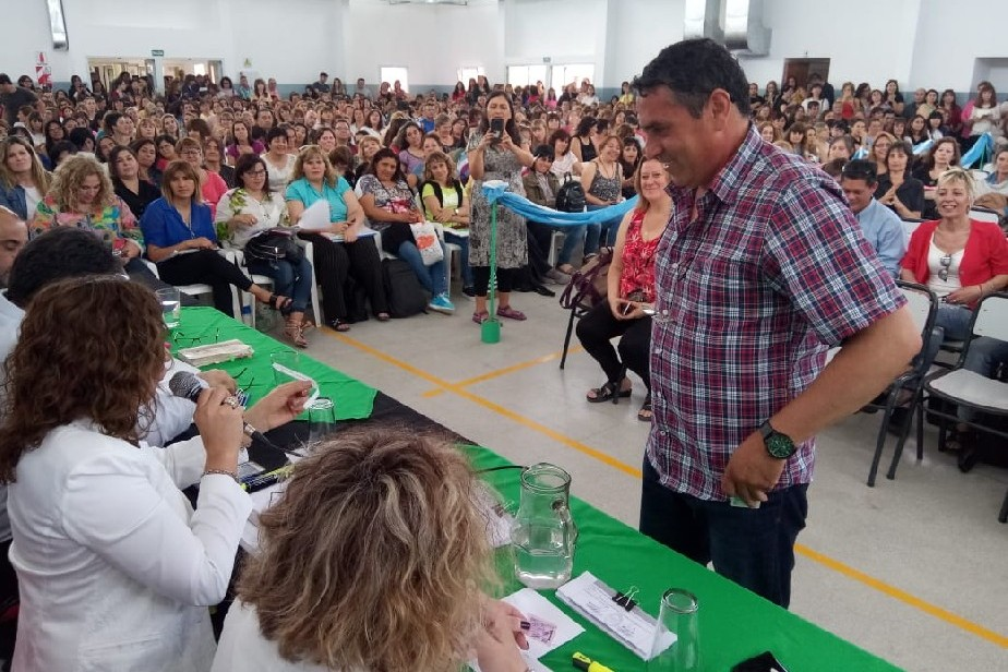 Más cargos directivos en Río Negro, ahora para primaria