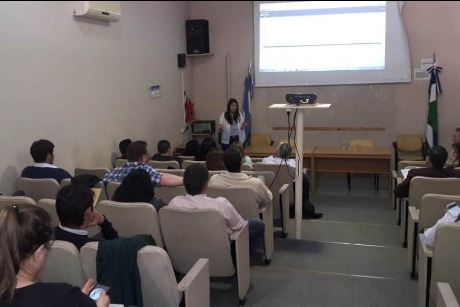 Municipios rionegrinos se capacitan en sistema de presupuesto de Río Negro SAFIM