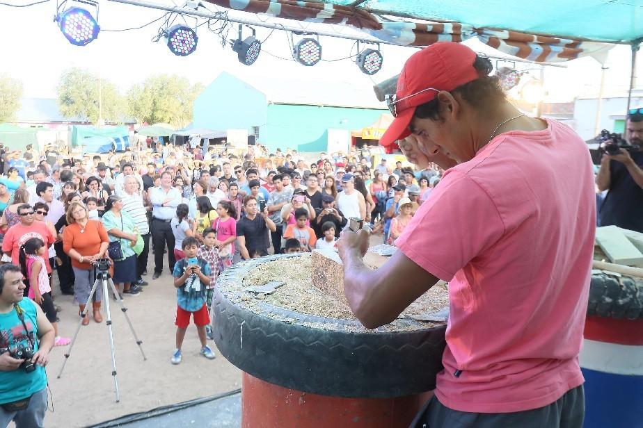 Se viene la Fiesta Nacional de la Piedra Laja