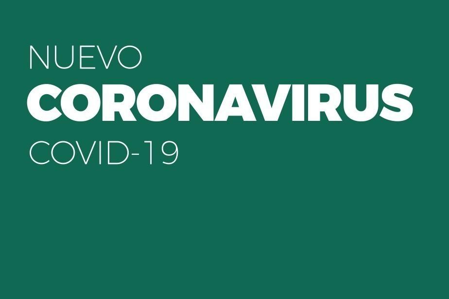 Coronavirus: parte de prensa (31/03 - 20.30hs)