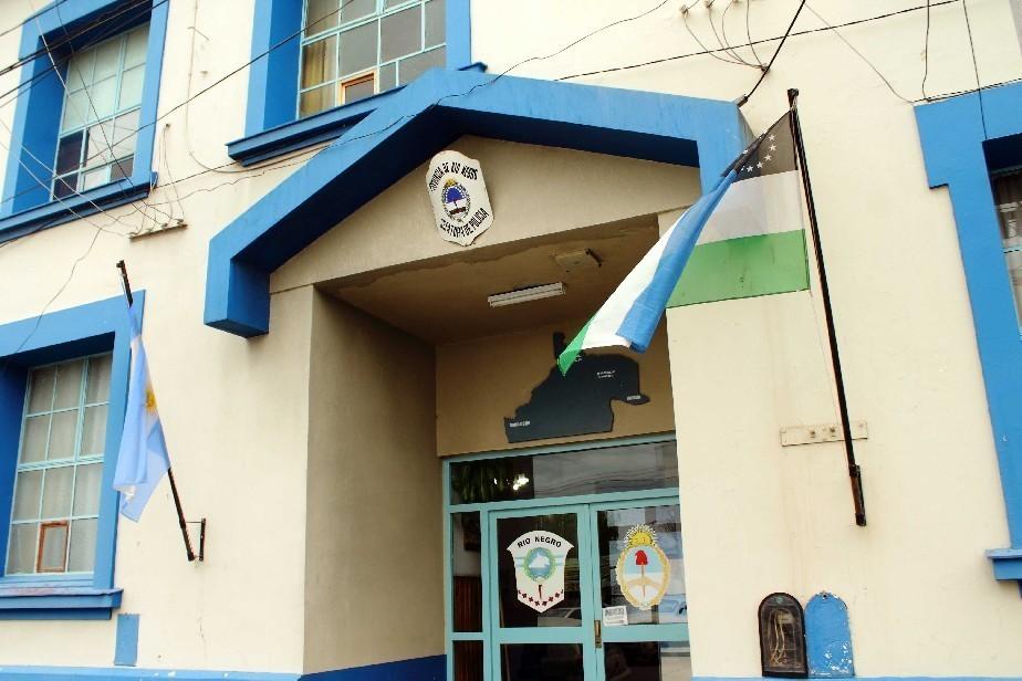 Durante el aislamiento se brinda apoyo escolar para hijos de Policías