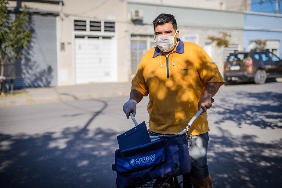 Coronavirus: Será obligatorio el uso de protectores faciales en Río Negro