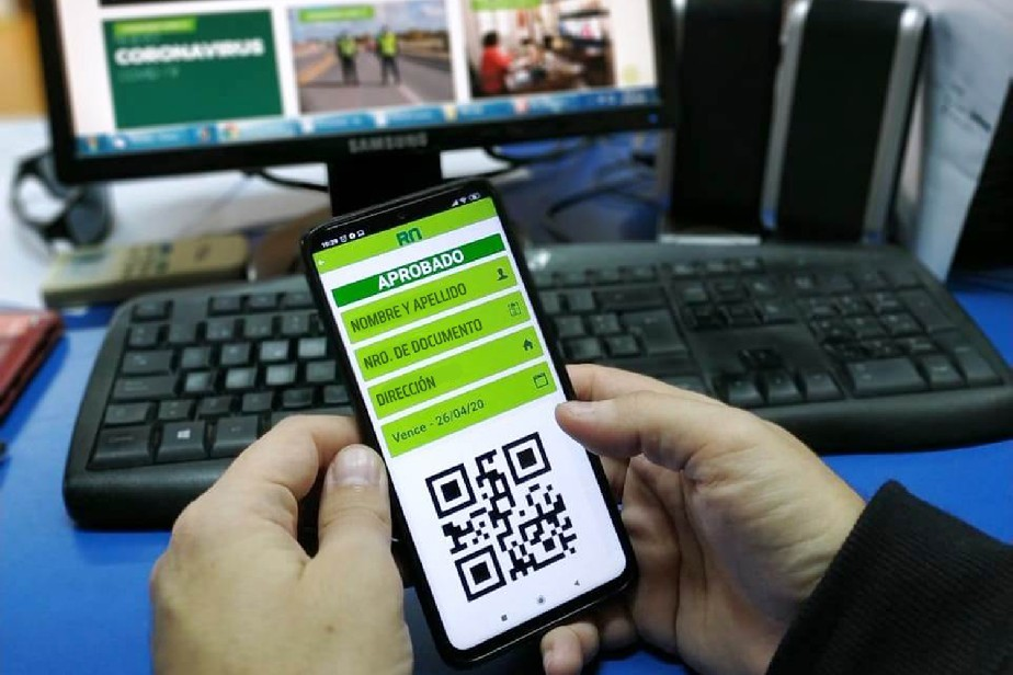 Río Negro lanza un permiso de circulación que se tramita desde una aplicación móvil