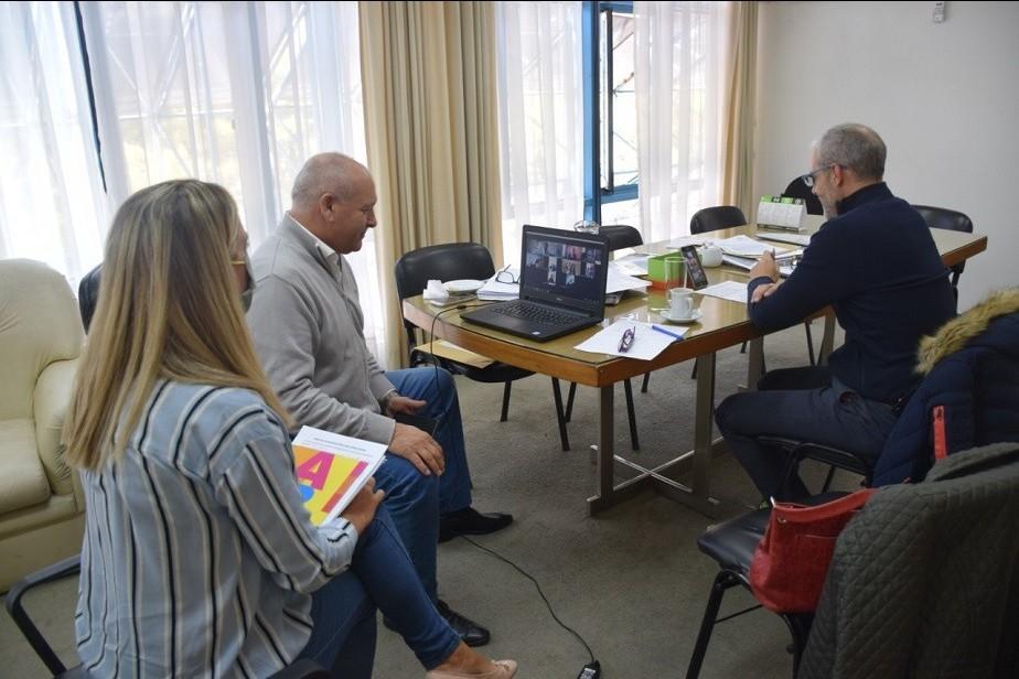 El nuevo Directorio del PROFARSE analizó acciones de trabajo para lo que resta del año