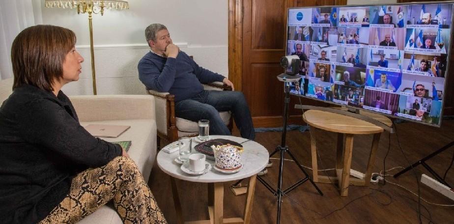Imagen-Carreras le planteó al Presidente su preocupación por el sector turístico