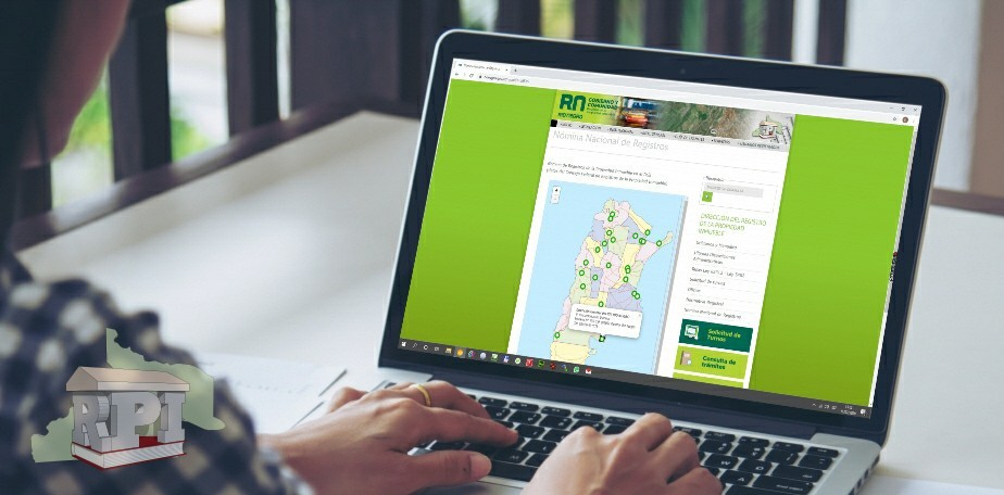 Imagen-El Registro de la Propiedad Inmueble posee un nuevo servicio a disposición de los usuarios