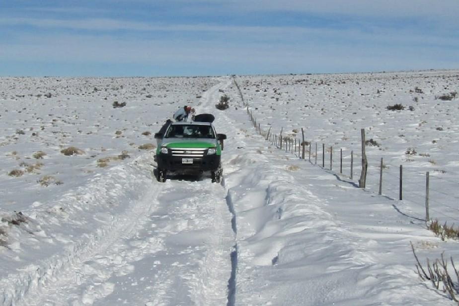 Así están las rutas y caminos de las regiones Andina y Sur
