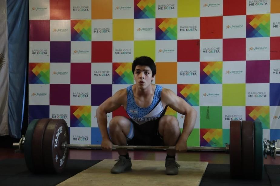 Del Top 10 mundial a lo más alto de América, el nuevo hito del atleta rionegrino Dante Pizzuti