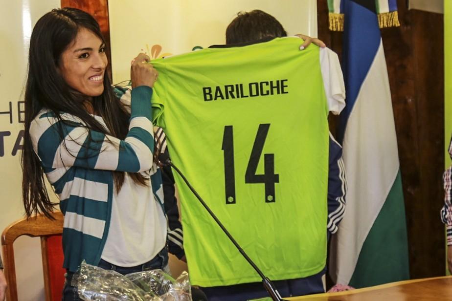 Miriam Mayorga, un camino de esfuerzo y corazón que comenzó en Bariloche y se proyectó al mundo
