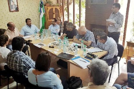 Imagen-Weretilneck y su Gabinete se reunirán en forma periódica en el interior provincial