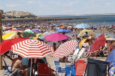 Imagen-Más de 100.000 turistas visitaron Las Grutas en lo que va de enero
