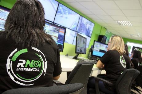 Imagen-RN Emergencias: rápida respuesta policial salvó la vida de una persona en Roca