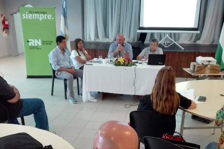 En General Roca: Comenzó la reunión del Consejo de Salud