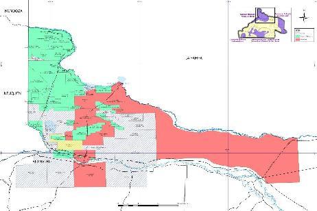 El Gobierno Provincial firmó con YPF el contrato para la exploración del área Cerro Manrique